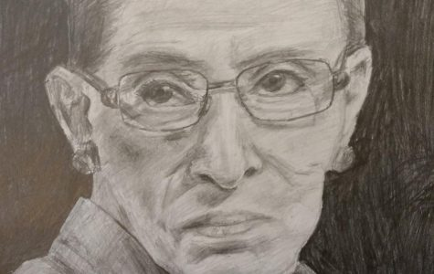 Supreme Court justice Ruth Bader Ginsburg's passing on Sept. 18, led to nation-wide grieving and reflection. History teacher Brittany Eaton says of Ginsburg: