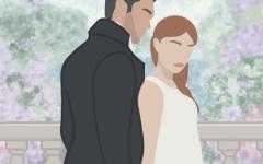 Daphne Bridgerton and Duke Simon Basset experience romance amidst painful burdens in the Netflix hit series that premiered on Dec. 25, 2020.