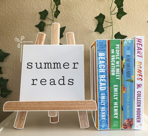 Keep Summer Alive with These Four Beach Reads
